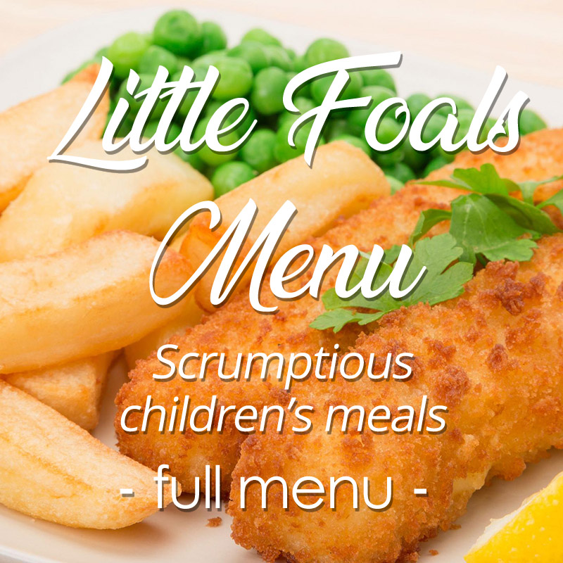 little foals menu